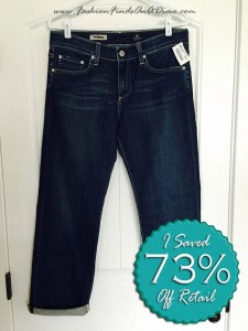 Adriano Goldschmied 'Simona' Easy Straight Leg Jean – November Find #5