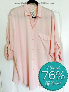 Anthropologie Anson Buttondown by Sam & Lavi – April Find #2