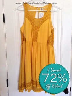 Anthropologie Matepe Dress by Lilka- August Find #8