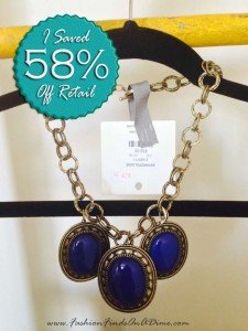 Anthropologie Oases Necklace – July Find #4