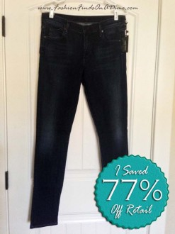 Citizens of Humanity Avedon Ultra Skinny Jeans in Omni – August Find #7