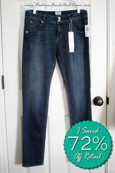 Hudson Jeans 'Collin' Skinny Jeans in Prodigy – April Find #2
