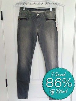 Hudson Spark Super Skinny Jeans – March Find #6