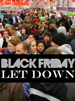 Impressions of This Year's Black Friday Sales
