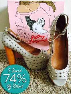 Jeffrey Campbell Borchie Pump – April Find #1