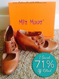 Miz Mooz Sharon Pump – October Find #2