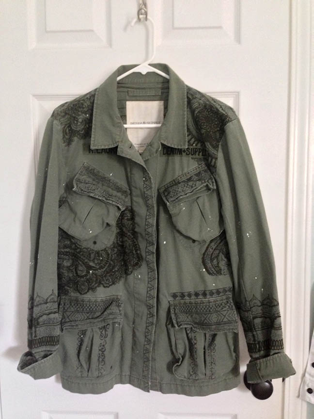 2d3d56f95f Polo Ralph Lauren Denim   Supply Military Jacket - September Find ...