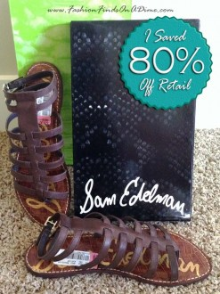 Sam Edelman Gilda Sandals – September Find #2